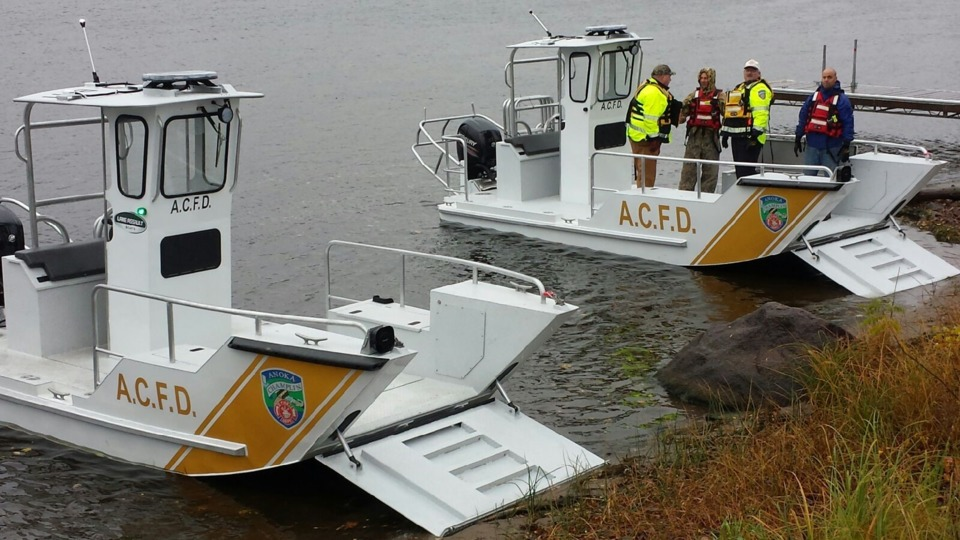 Fire Rescue Boat Designs Firefighter Education