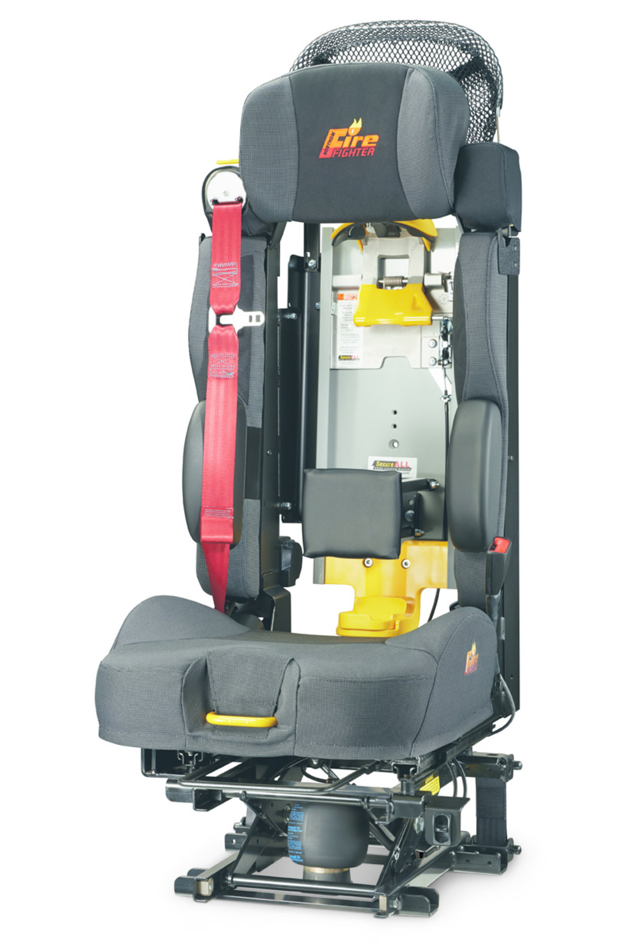 Selecting Fire Apparatus Seats & Cab Seating - Fire Apparatus Products