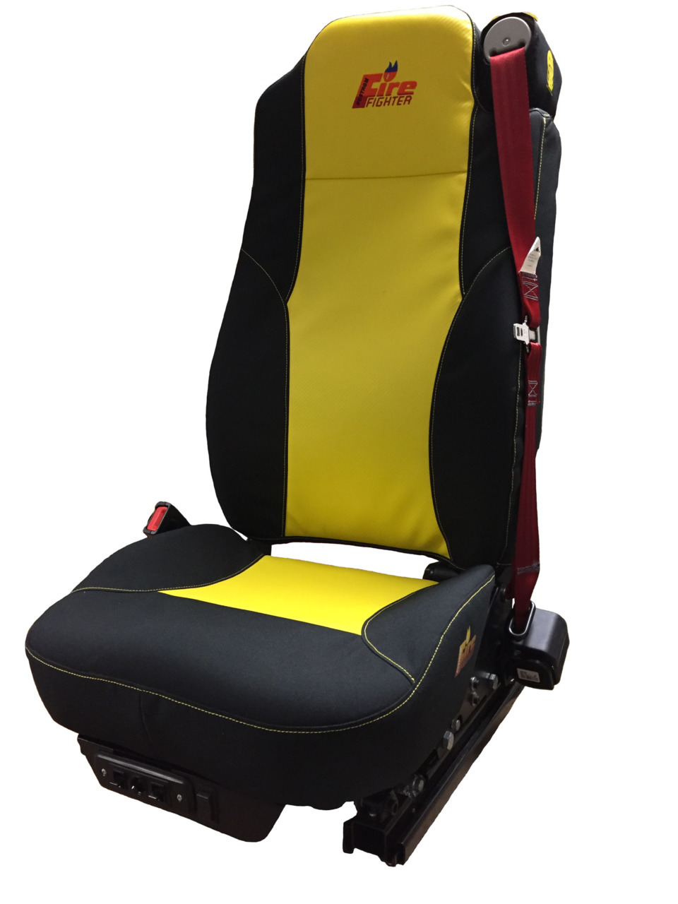 Selecting Fire Apparatus Seats & Cab Seating - Fire