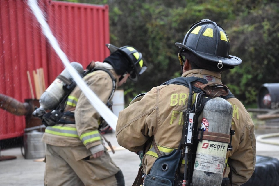 Brunswick GA Chief Says Firefighters Leaving for Higher Pay