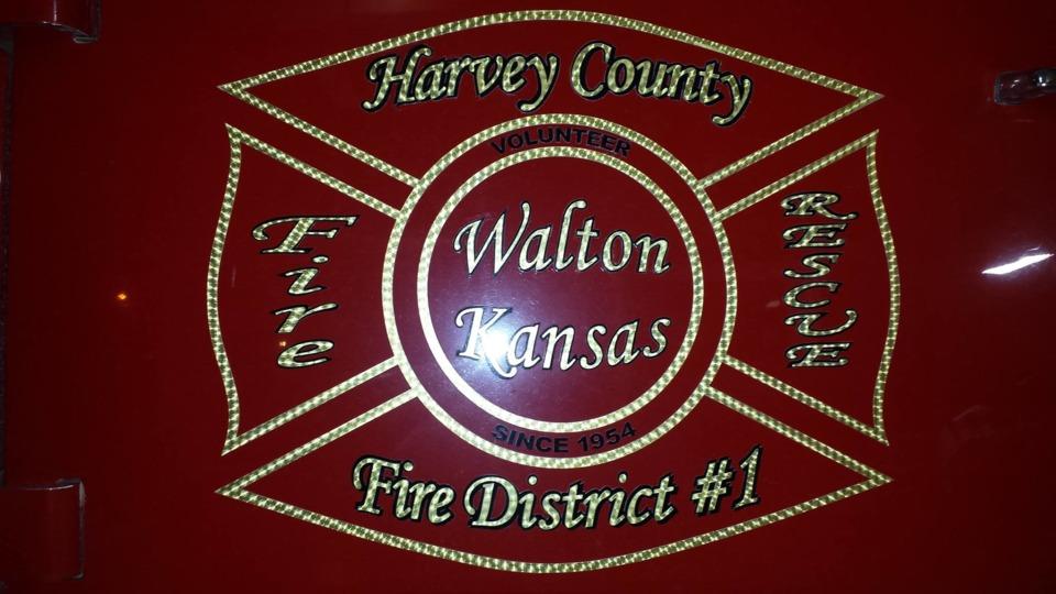 Walton ks fire dept wrestles with ambulance service issues credit walton fire department junglespirit Choice Image