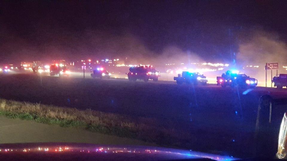 Credit: Hutchinson Fire Department