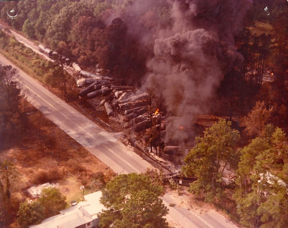 Livingston, LA, Train Derailment—36 Years Later - Hazmat
