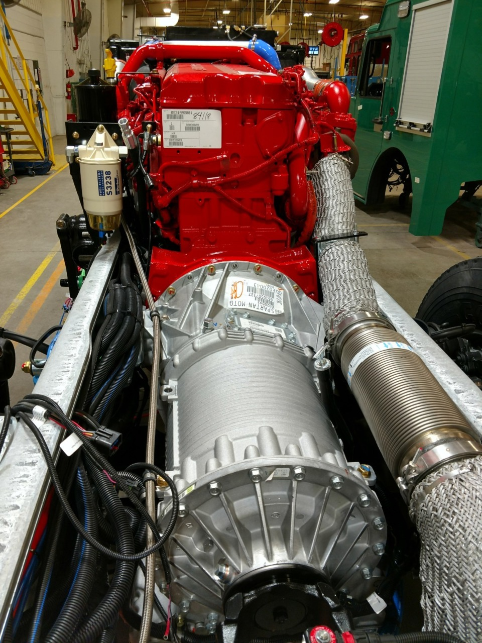 Worst is Over with Fire Apparatus Emissions Regulations