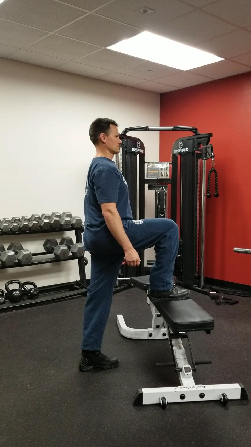 Step platform do it yourself. Exercises on a step platform 48