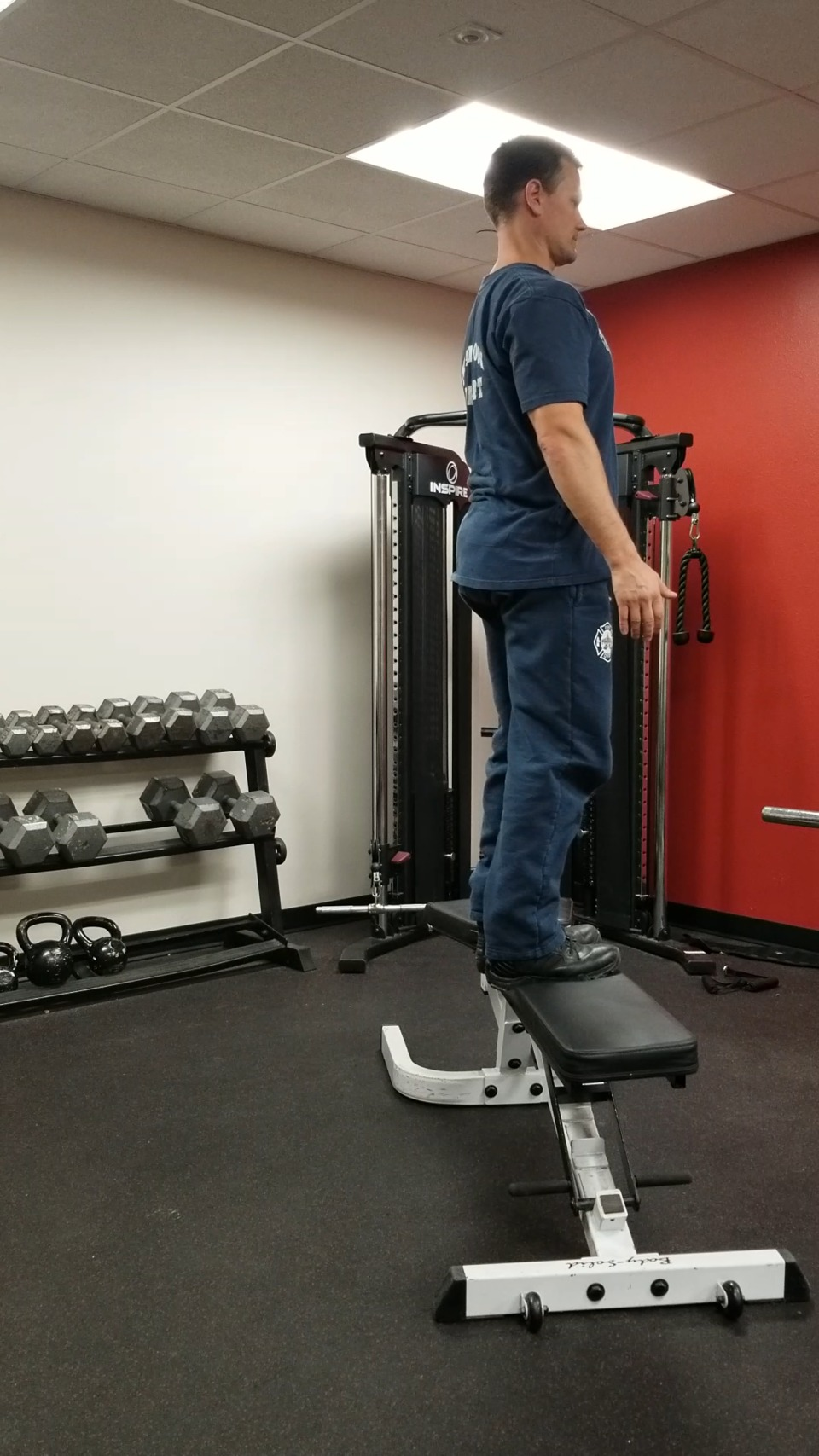 5 Exercises Every Firefighter Needs to Do - Firehouse Magazine