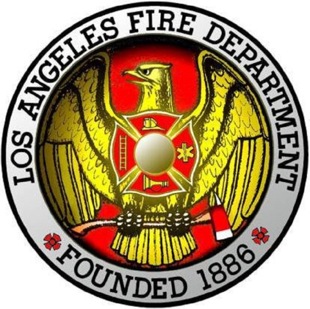 LAFD Los Angeles CA Female Firefighters
