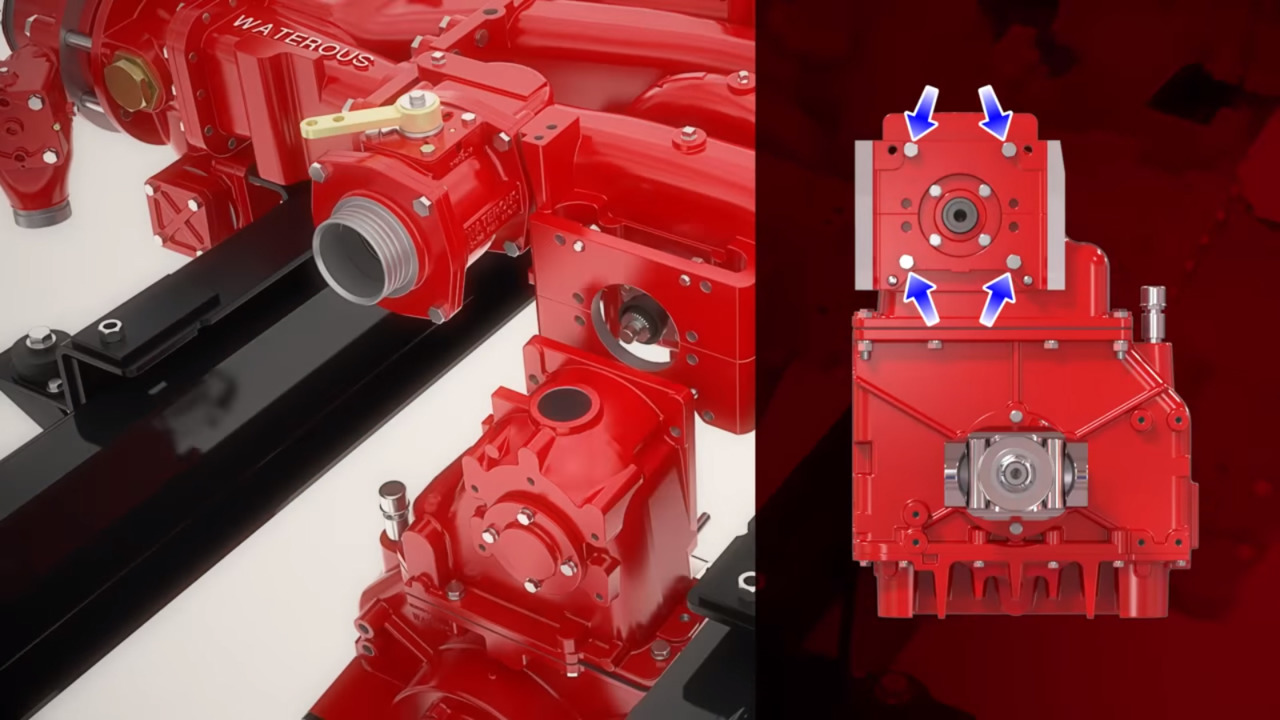 Fire Pumps - Fire Apparatus Pumps and Components - Fire Hydrants