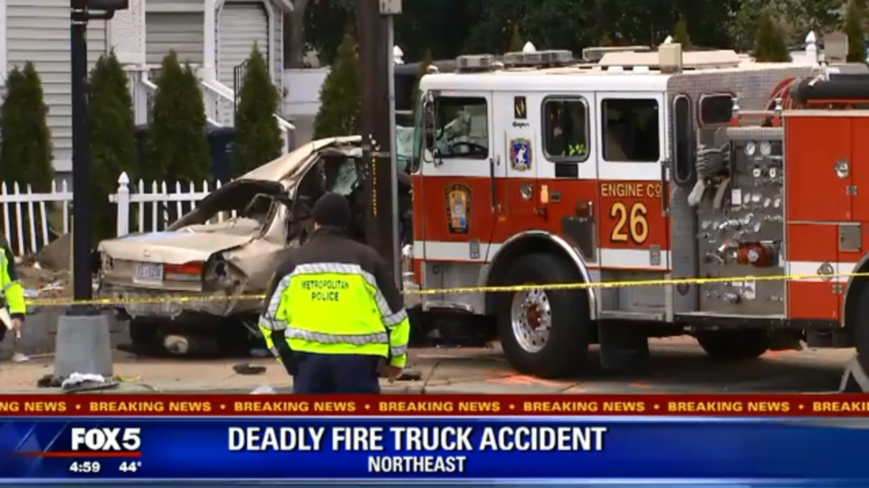 One Dead, Pregnant Woman Critically Hurt in Collision With