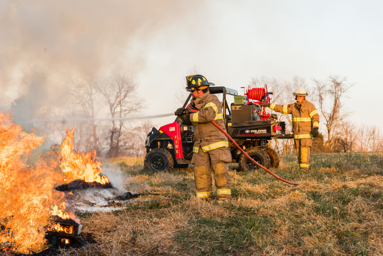 Polaris Side By Side >> Firefighter Off Road Multi Terrain Vehicles Polaris Government