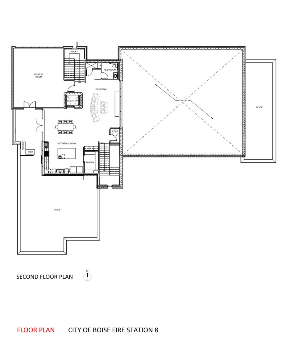 Fire Station Designs - Boise Fire Station 8 - Firehouse Architects ...