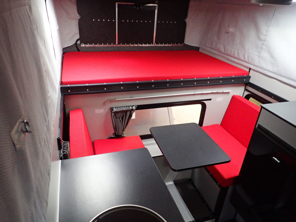 Pop-Up Campers - Four Wheel Campers Four Wheel Campers Release a New