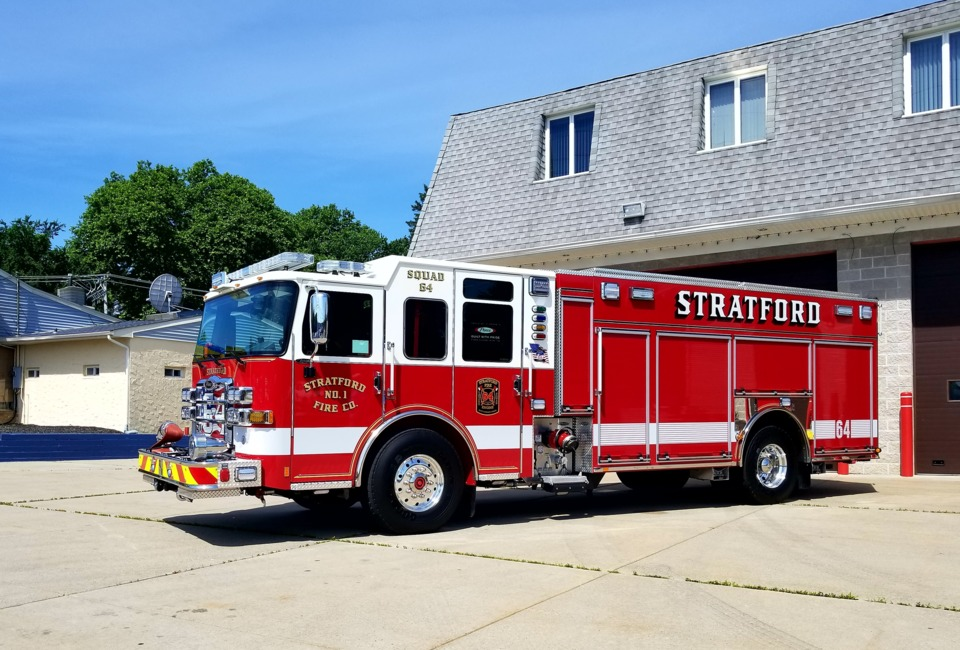New Rescue Pumper, Built by Pierce, Delivered to the
