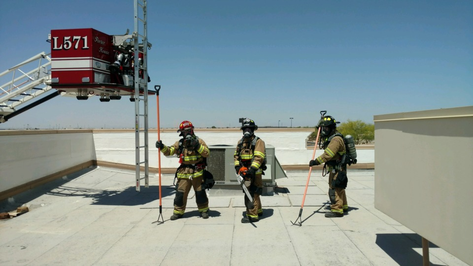 The Truck Company Roof Report - Firehouse Magazine