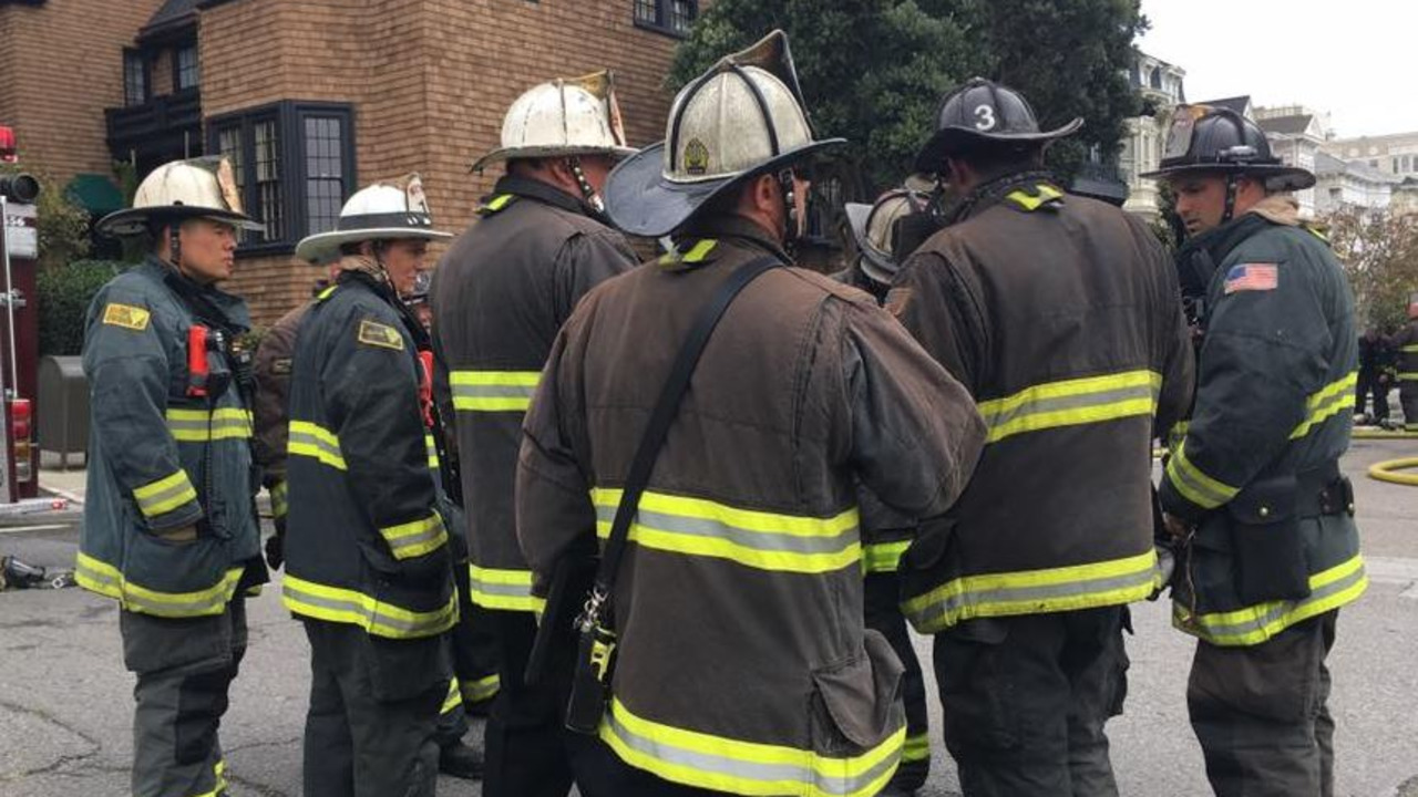 San Francisco Firefighters Commission Peer Support Ptsd Mental Health