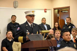 Brownsville Fire Chief