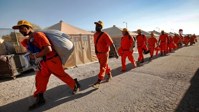 CA Inmate Firefighters Can't Find Fire Service Jobs After