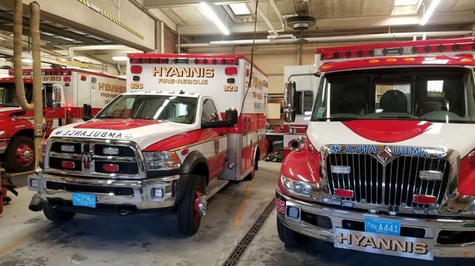 Hyannis MA Fire Department Dispatch Response Times Reduced