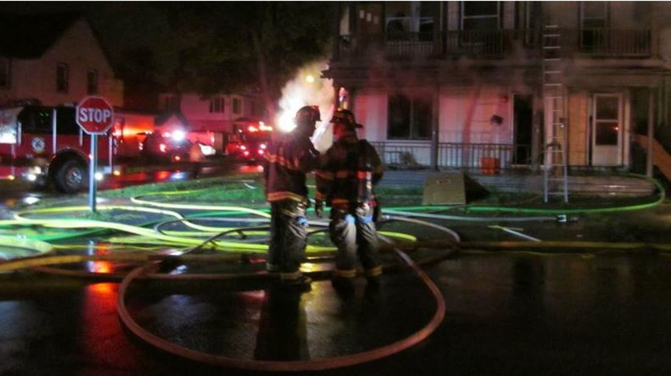 Utica NY Firefighters Union Threatens Legal Action Assistant Chief