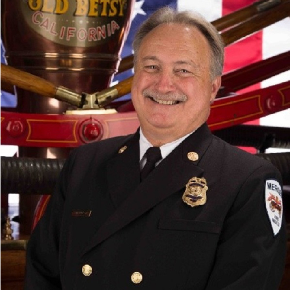 Merced CA Fire Chief Abruptly Resigns Interim Chief Named