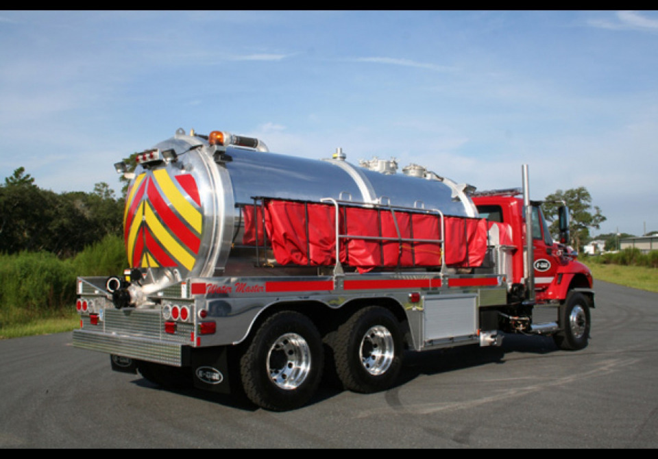 Tankers-Tenders Are the Workhorses in the Fire Apparatus ...