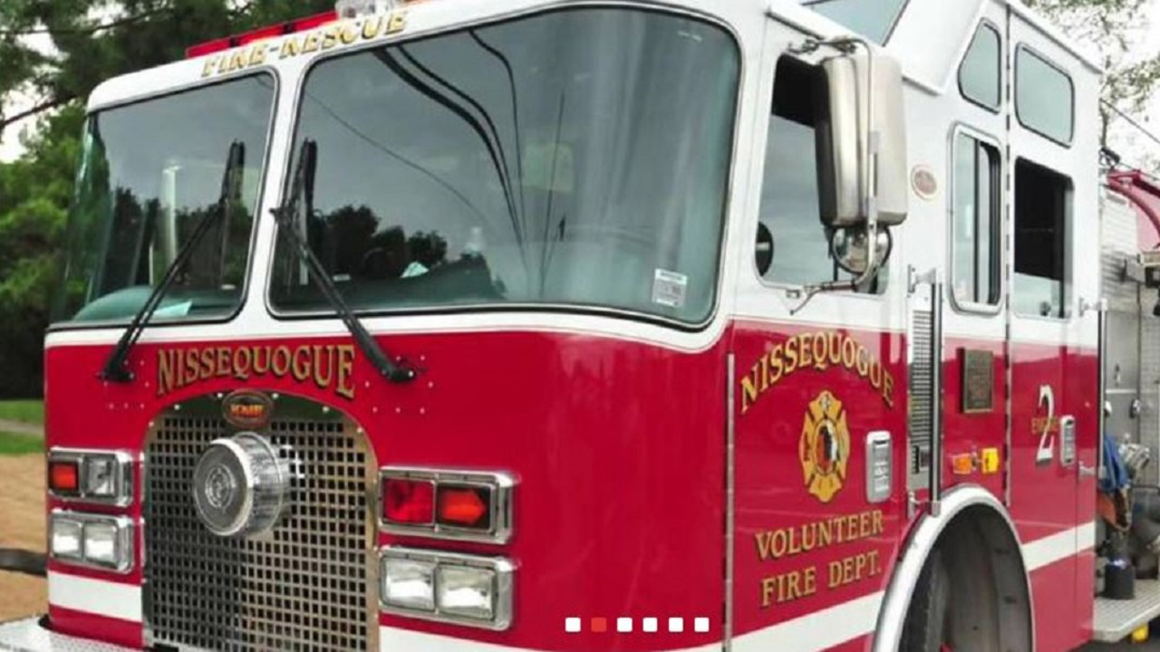 Nissequogue Fire Dept Engine(NY)
