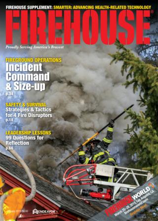 Firehouse Magazine September 2019 Firehouse