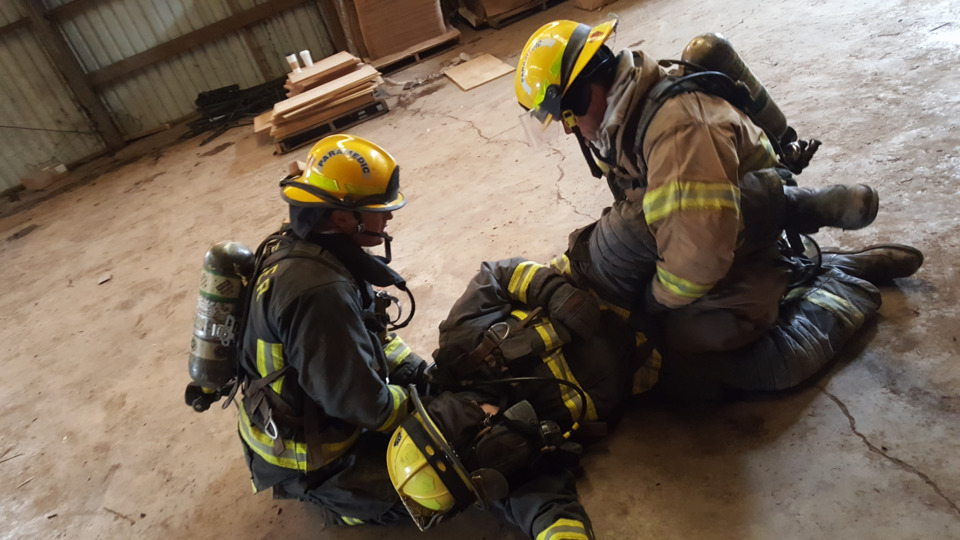 Myths about Firefighting Mayday Operations - Firehouse