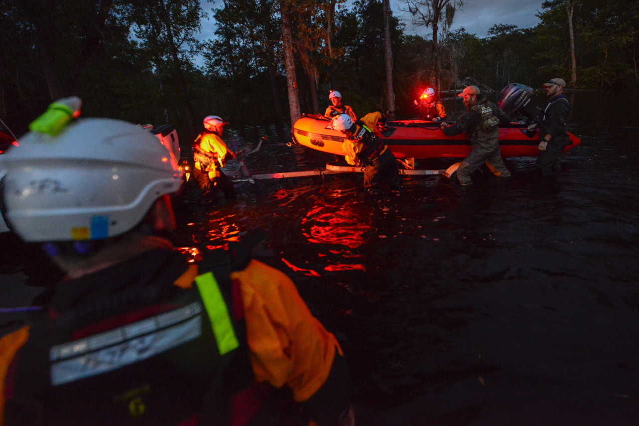 Technical Rescue: Building an Urban Swiftwater Rescue