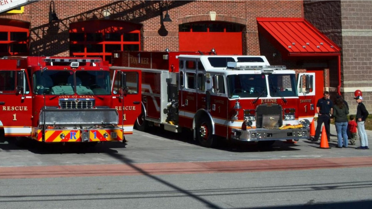 Keene Fire Dept (NH)