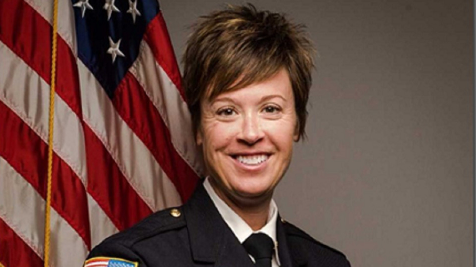 Anne Arundel County Md Department Hires First Female Fire