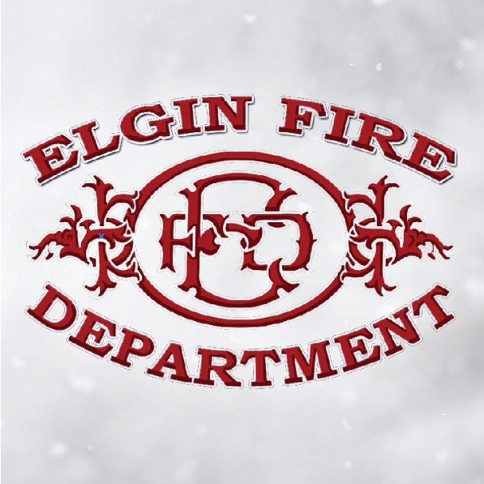 Elgin IL Firefighters Learn About Natural Gas Trucks Waste