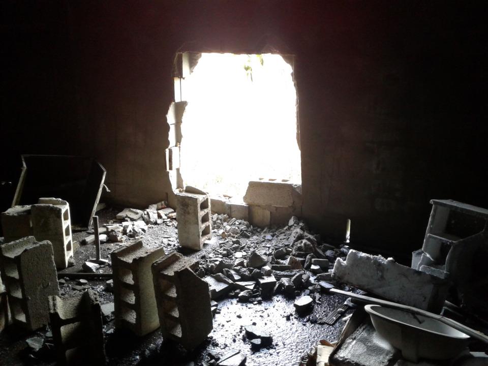 The Dangers of Scrap Yard Fires
