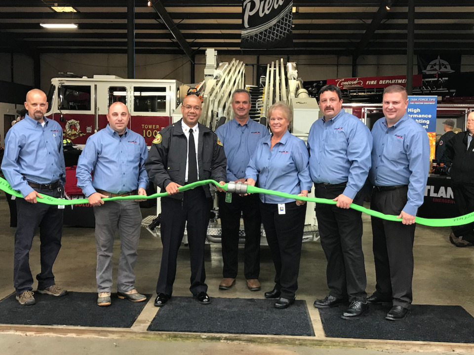 Atlantic Emergency Solutions Opens Pierce Service Centers