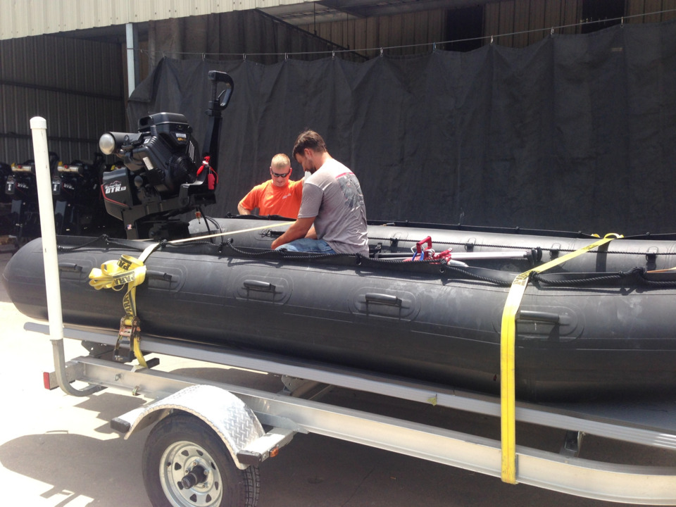 Technical Rescue: Building an Urban Swiftwater Rescue Arsenal