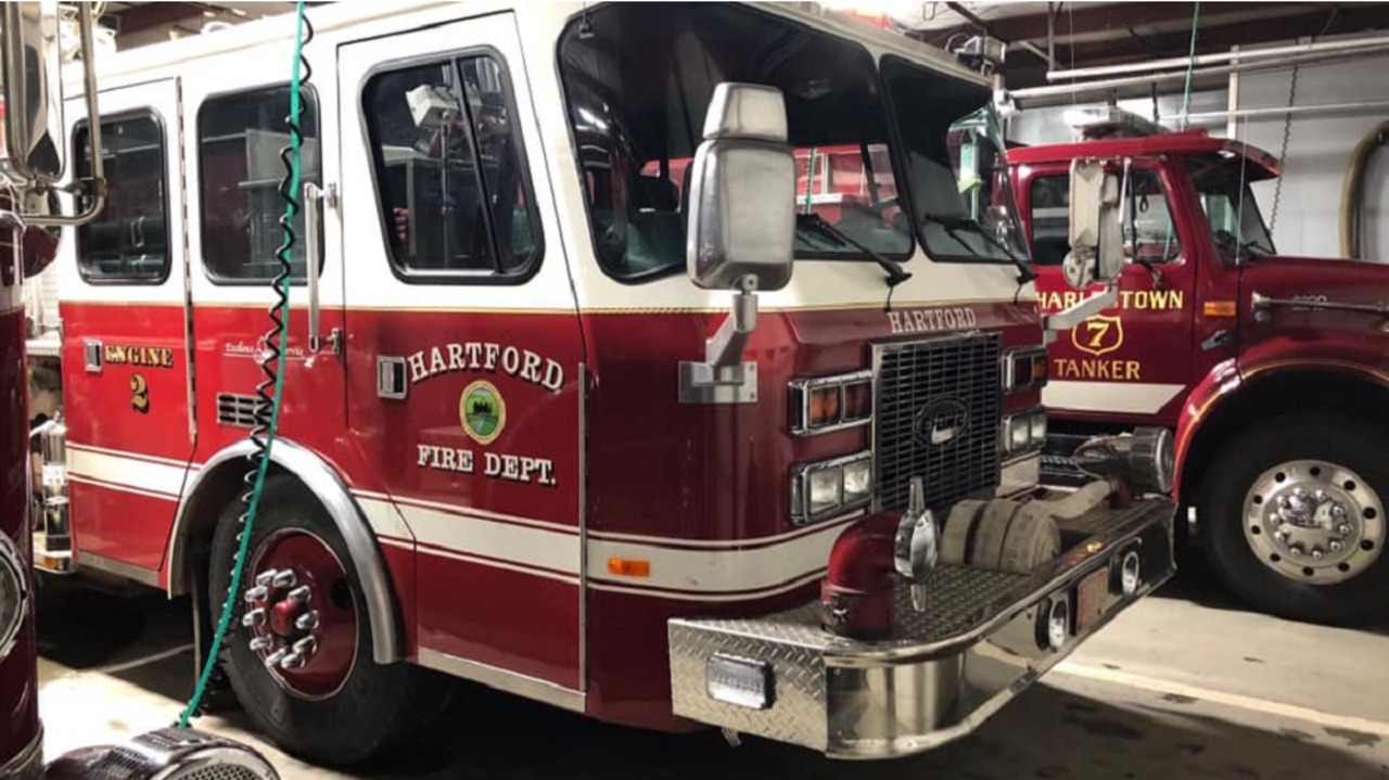 VT Department Loans Apparatus to NH Firefighters