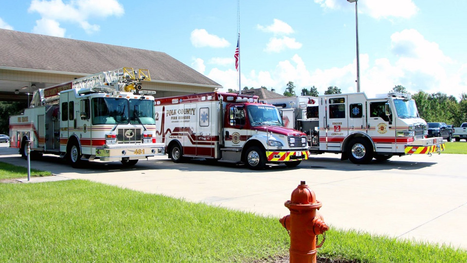 Questions Continue over Polk County FL Captain's Fatal Fire