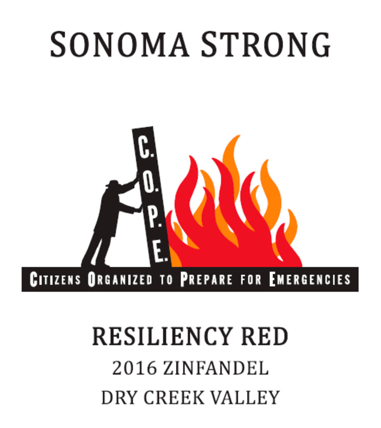 3d5c7d87aaa32a Peterson Winery Releases Zinfandel to Support CA Preparedness Efforts