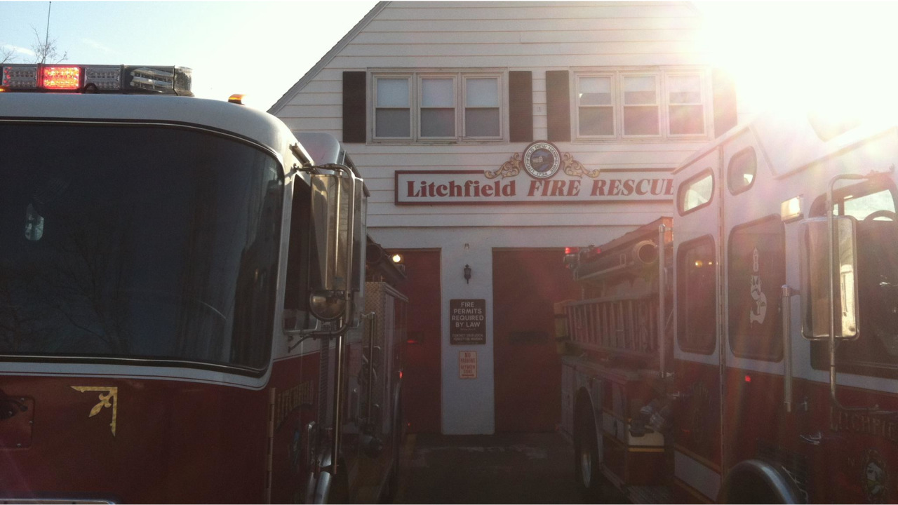 Litchfield Fire Dept Station(NH)