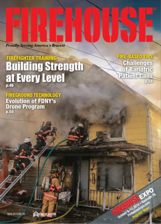 Firehouse Magazine April 2019 Firehouse