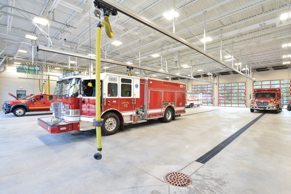 A Case Study In Fire Station Decontamination