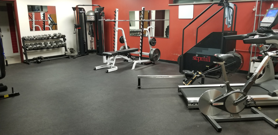 Designing a Firehouse Gym