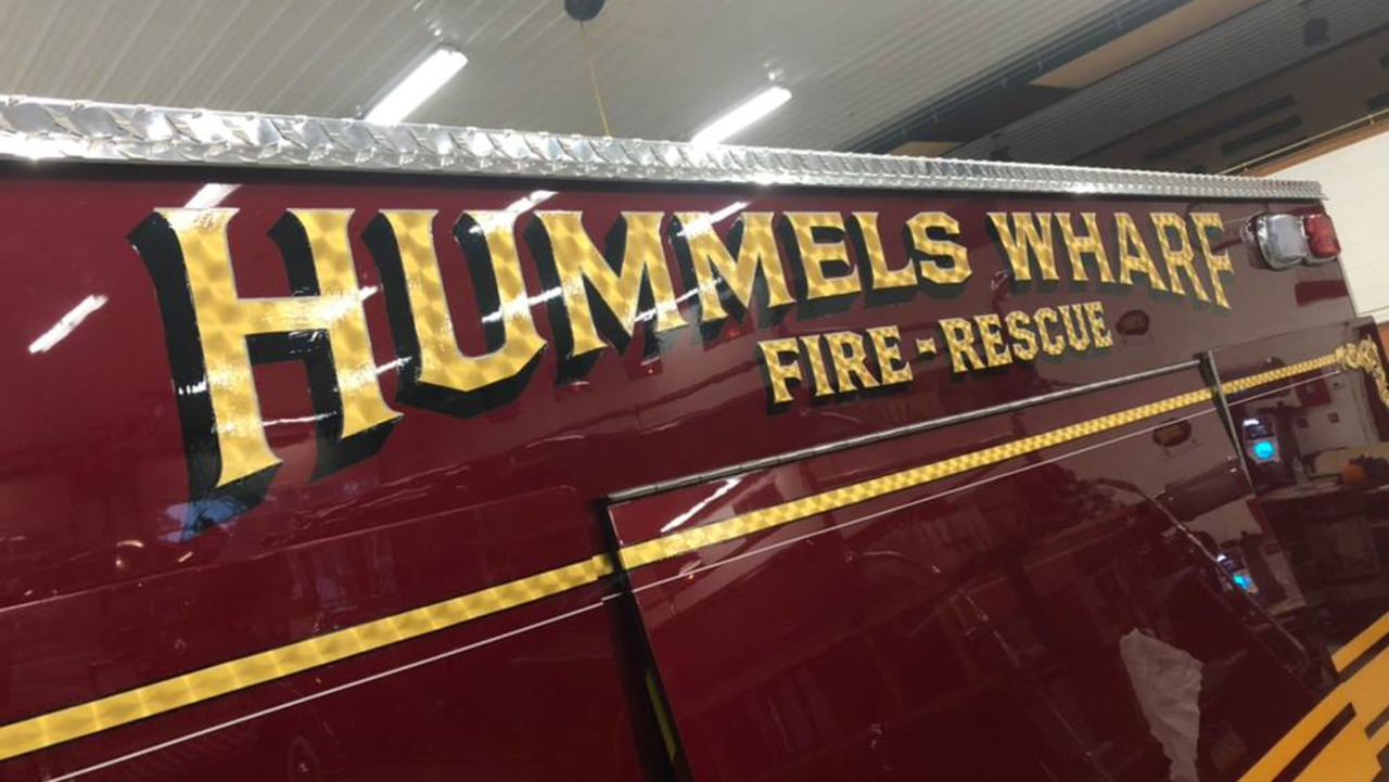 Hummels Wharf Fire Rescue(PA)