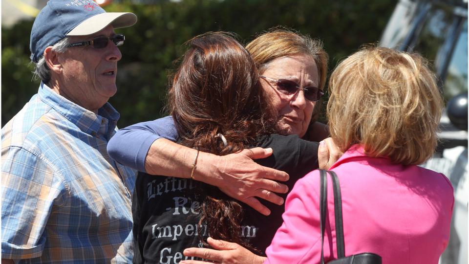 One Killed In Poway Ca Synagogue Shooting