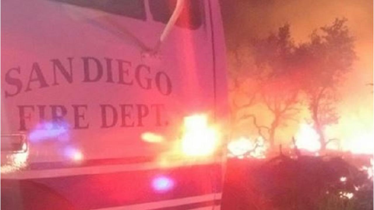 San Diego TX Volunteer Firefighters Pay Weekend Staffing Stipend