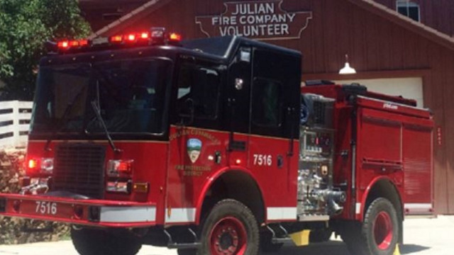Missing Apparatus Adds New Wrinkle to San Diego County CA