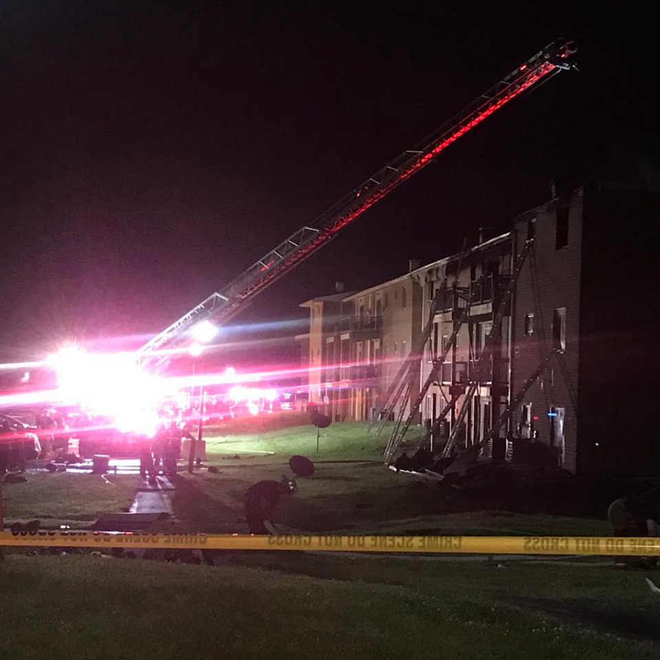 Apartment Guide Md: Baltimore County Firefighter Hurt In Apartment Blaze