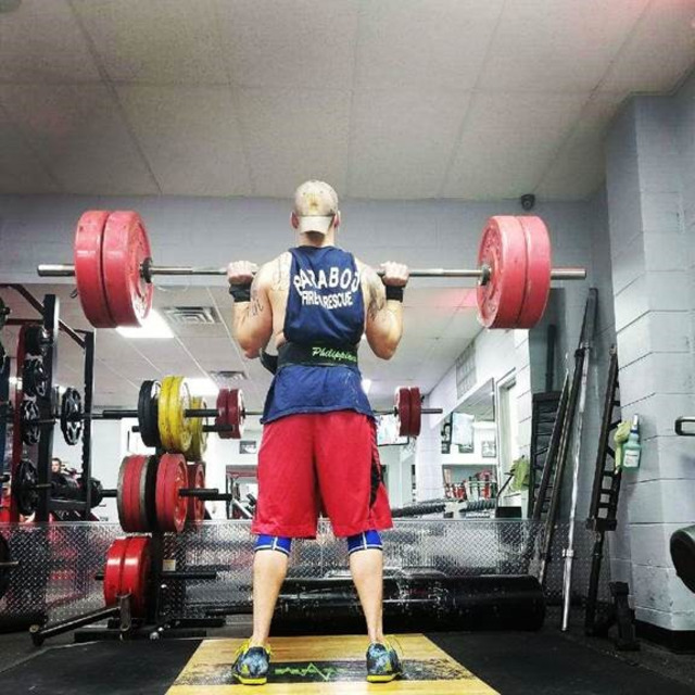 Strength Training for Tactical Athletes