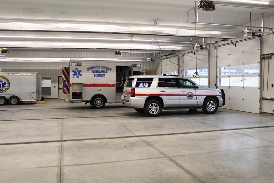 Johnson County Ambulance District New Headquarters