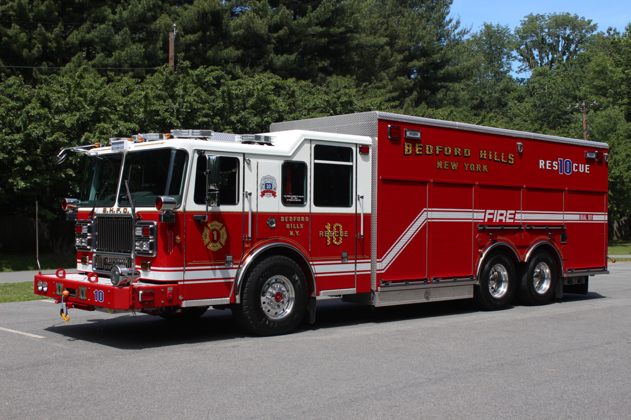 Bedford Hills Ny Rescue Co Rolls With Walk In Rescue Built By